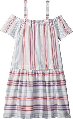 Cream Summer Stripe