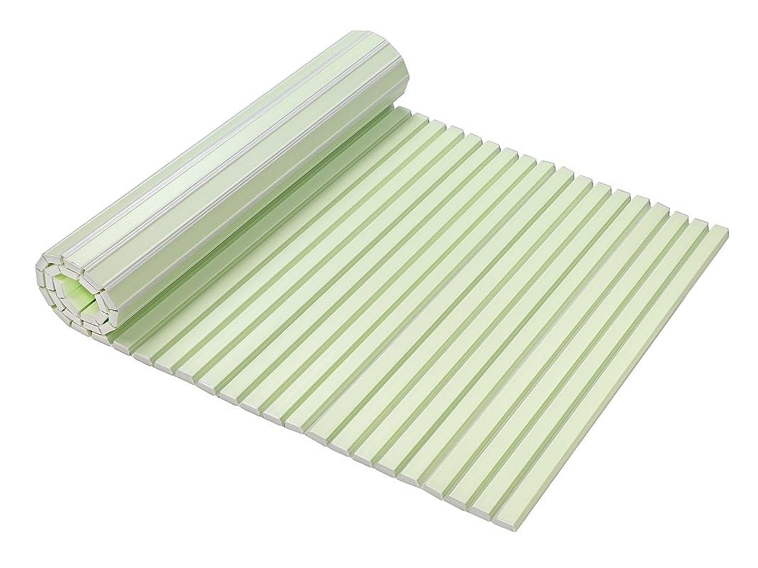 画面単調な食器棚ミエ産業 風呂ふた 軽量 700×1015mm グリーン ラヴィ M10