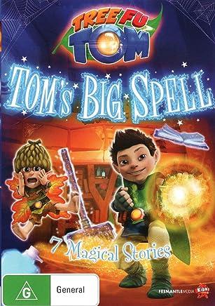 Tree Fu Tom: Tom's Big Spell