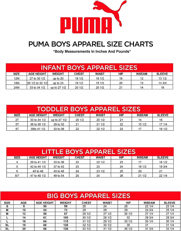 PUMA Boys' Zip Up Hoodie