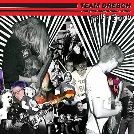 Team Dresch - Singles Comp (2019) LEAK ALBUM