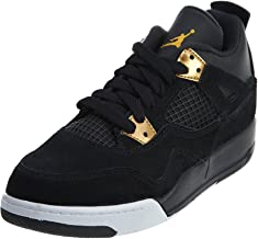 jordan black and gold retro 4