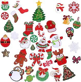 CAROLING IIron On Patch Christmas Music Singing