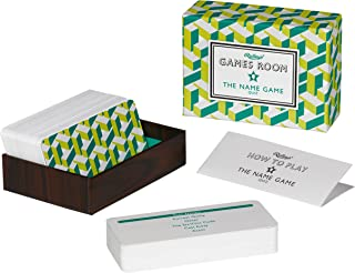 Ridley's Game Room The Name Game Quiz Card Guessing Game for Kids and Adults