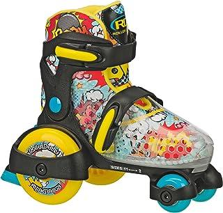 Roller Derby Fun Roll Boy's Jr Adjustable Skate Roller
