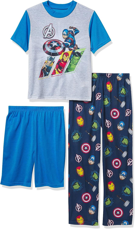 Marvel Cheap Gifts SALE Start Boys' Avengers Pajama Set