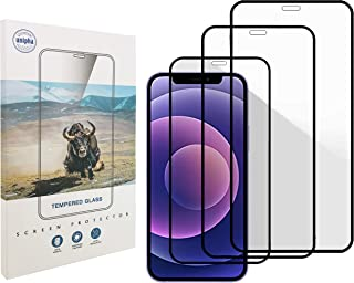 JBTECH [TFT] Screen Protector for iPhone 11 Pro Max/Xs Max/X Max, 6.7-Inch, Full Coverage, Smooth Tactility, Self-installa...