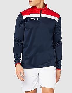 uhlsport Men's Offense 23 1/4 Zip Top Sweatshirt