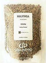 パナマ カリテア農園 ゲイシャ コーヒー生豆 ハニープロセス 500g