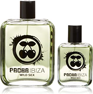 Pacha Pacha Ibiza Men Wild Sex Edt Vapo 100 Ml Sets 100 ml