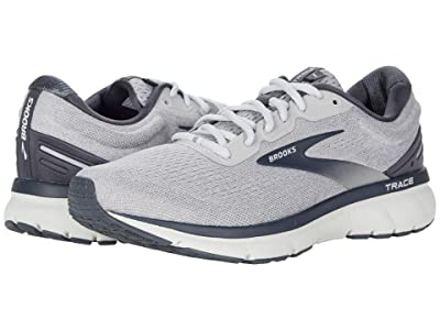 Brooks Trace (Alloy/Grey/Ebony) Men
