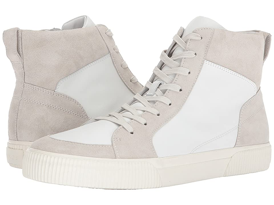 Vince Kameron (White/Horchata Maddox Leather/Sport Suede) Men