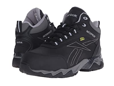 Reebok Work Beamer (Black) Men