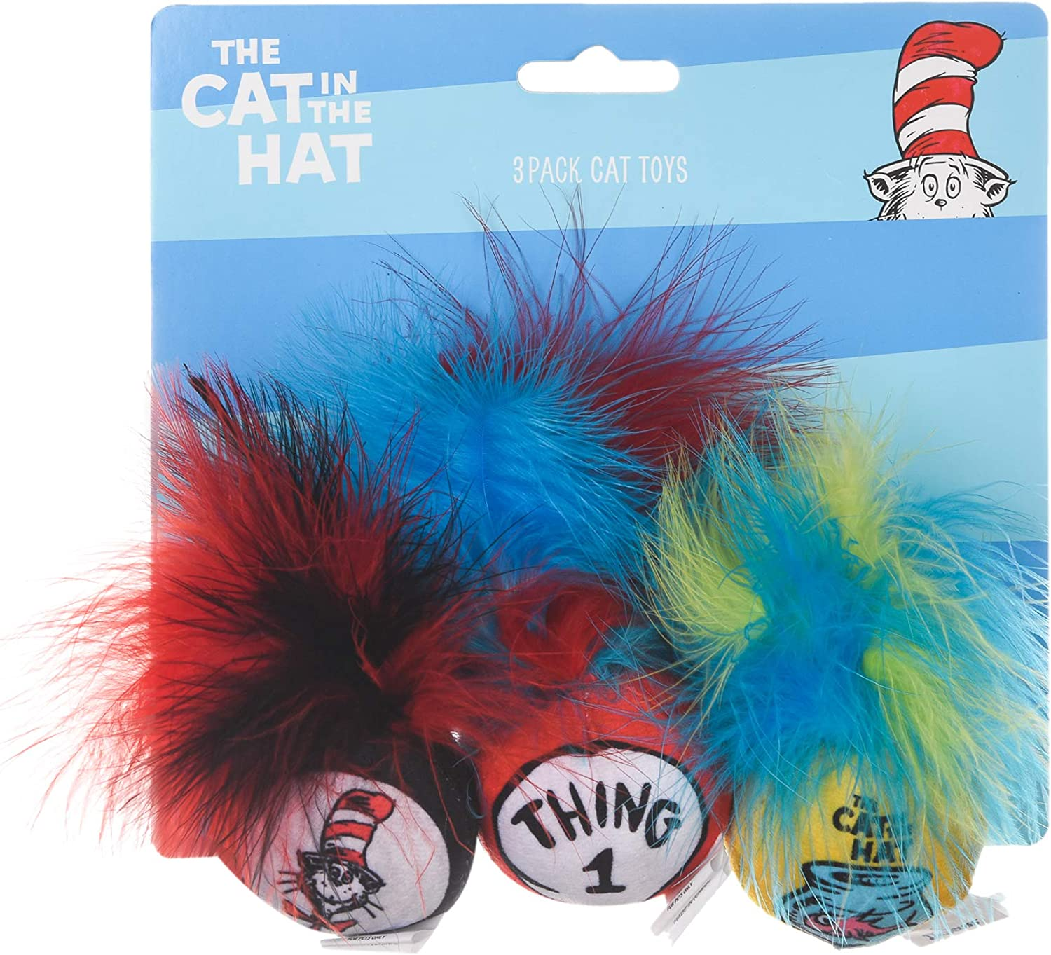 Dr. Seuss The Cat in the Multi-Piece with In Toys Hat Catnip National uniform free shipping sold out