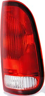 Dorman 1610237 Passenger Side Tail Light Assembly for Select Ford Models