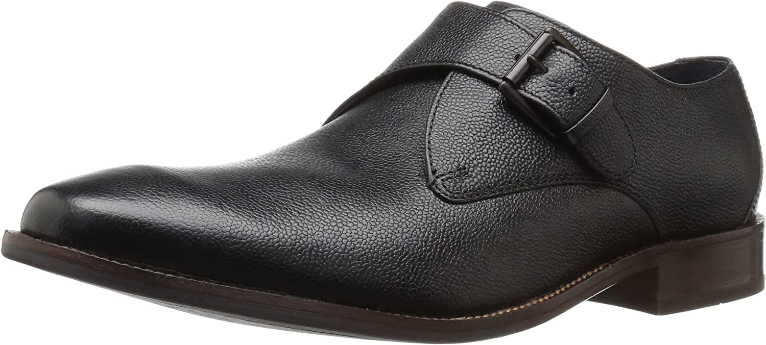 Cole Haan Mens Williams Monk Ii Monk-Strap Loafer