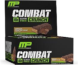 Combat Crunch Chocolate Peanut Butter Bar Estimated Price : £ 22,83