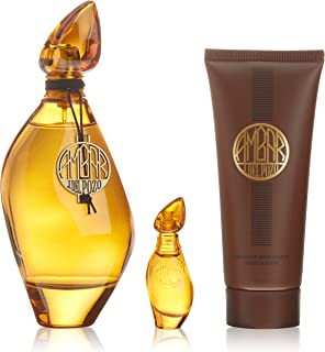 Jesus Del Pozo Ambar Eau De Toilette 100Ml Vapo. + Body Milk 100Ml +Mini