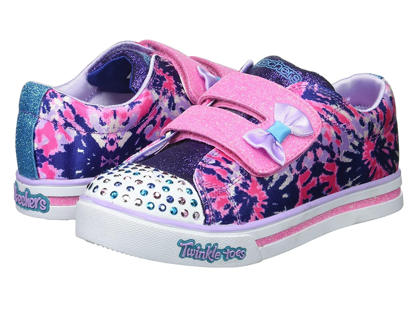 SKECHERS KIDS Glitz Twinkle Toes - Sparkle Glitz KIDS 10847N Lights (Toddler/Little Kid) b01b0e