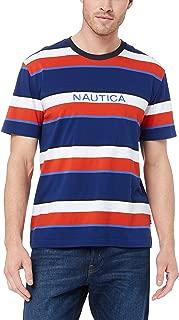 Nautica Men's YD Stripe TEE True