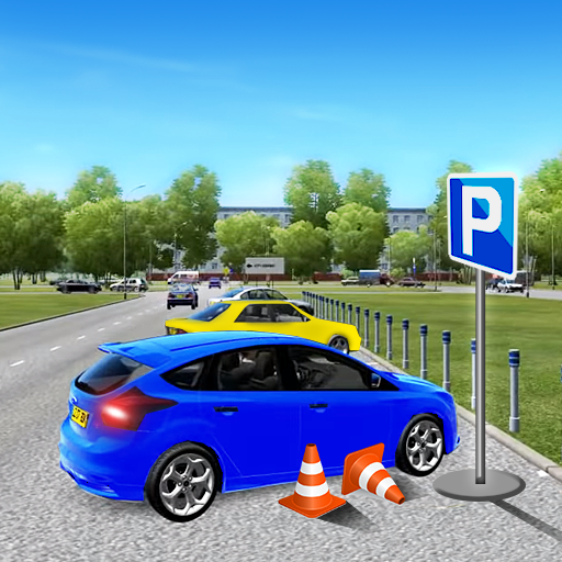Solo Parker 3 : Advance Dr Real Car Driving Parking Simulator