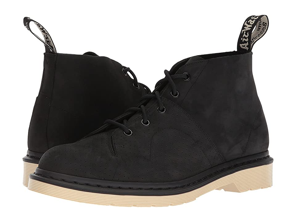Dr. Martens Church (Black Perfed Kaya/Kaya) Men