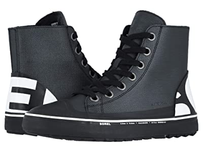 SOREL Cheyannetm Metro Hi Waterproof (Black) Men