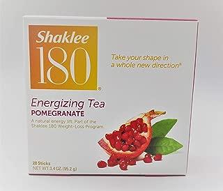 Shaklee 180 Energizing Tea - Pomegranate Flavor - 28 Servings