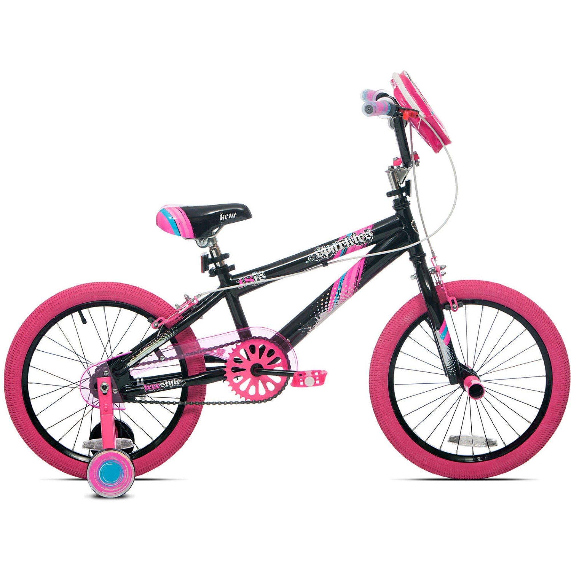 18 Girls Kent Sparkles Bike
