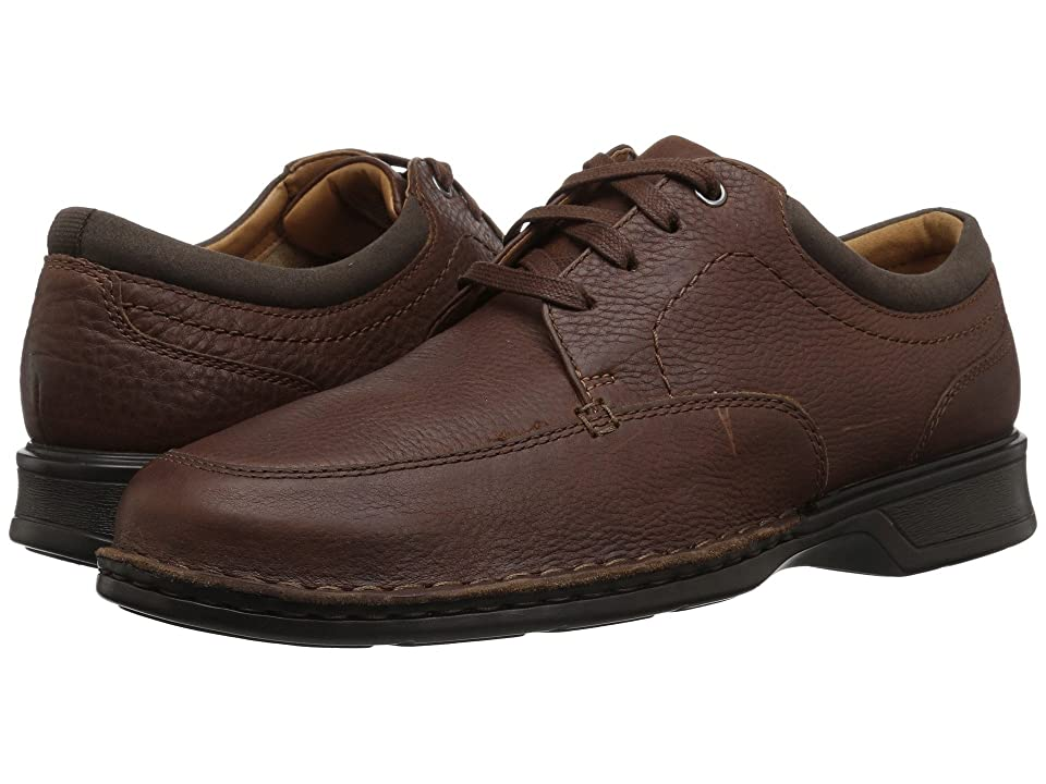 Clarks Northam Pace (Tobacco Leather) Men