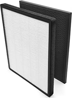 LEVOIT Air Purifier LV-PUR131 Replacement, True HEPA & Activated Carbon Filters Set, LV-PUR131-RF, 1 Pack