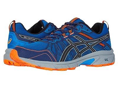 ASICS GEL-Venture(r) 7 (Electric Blue/Sheet Rock) Men