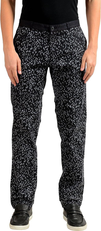 Just Cavalli Men's Multi-Color Casual Pants US 32 IT 48
