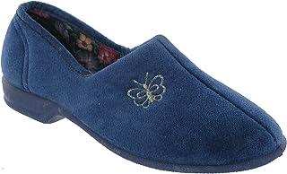 Mirak - Zapatillas de estar por casa para mujer azul blueberry 40