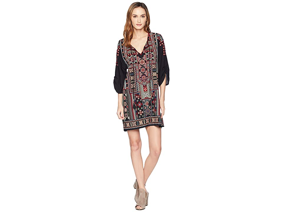 Tolani Giana Tunic Dress (Multi) Women