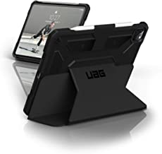 URBAN ARMOR GEAR UAG iPad Pro 11-inch (2nd Gen, 2020) Case Metropolis [Black] Folio Slim Heavy-Duty Tough Multi-Viewing An...