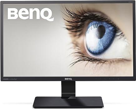 BenQ 23.8 Inch FHD 1080p LED Eye-Care Monitor (GW2470HL), 1920x1080 Display, VA, Low Blue Light Plus Technology, Flicker-Free, High Contrast Ratio 3000:1, HDMI, Slim Bezel Design