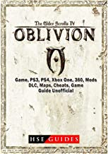 The Elder Scrolls IV Oblivion Game, Ps3, Ps4, Xbox One, 360, Mods, DLC, Maps, Cheats, Game Guide Unofficial