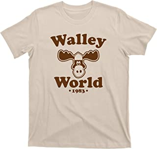 Walley World T Shirt 1983 Griswold Family Vacation National Lampoon's Vacation 80s Comedy Movie Tee