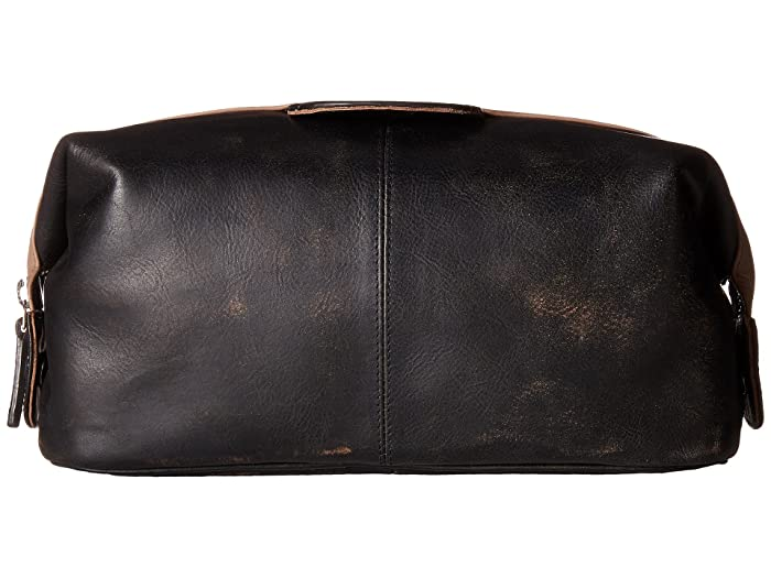 Scully  Track Shave Kit (Black) Wallet