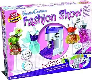 Small World Toys Fashion - Haute Couture Fashion Show Sewing Set