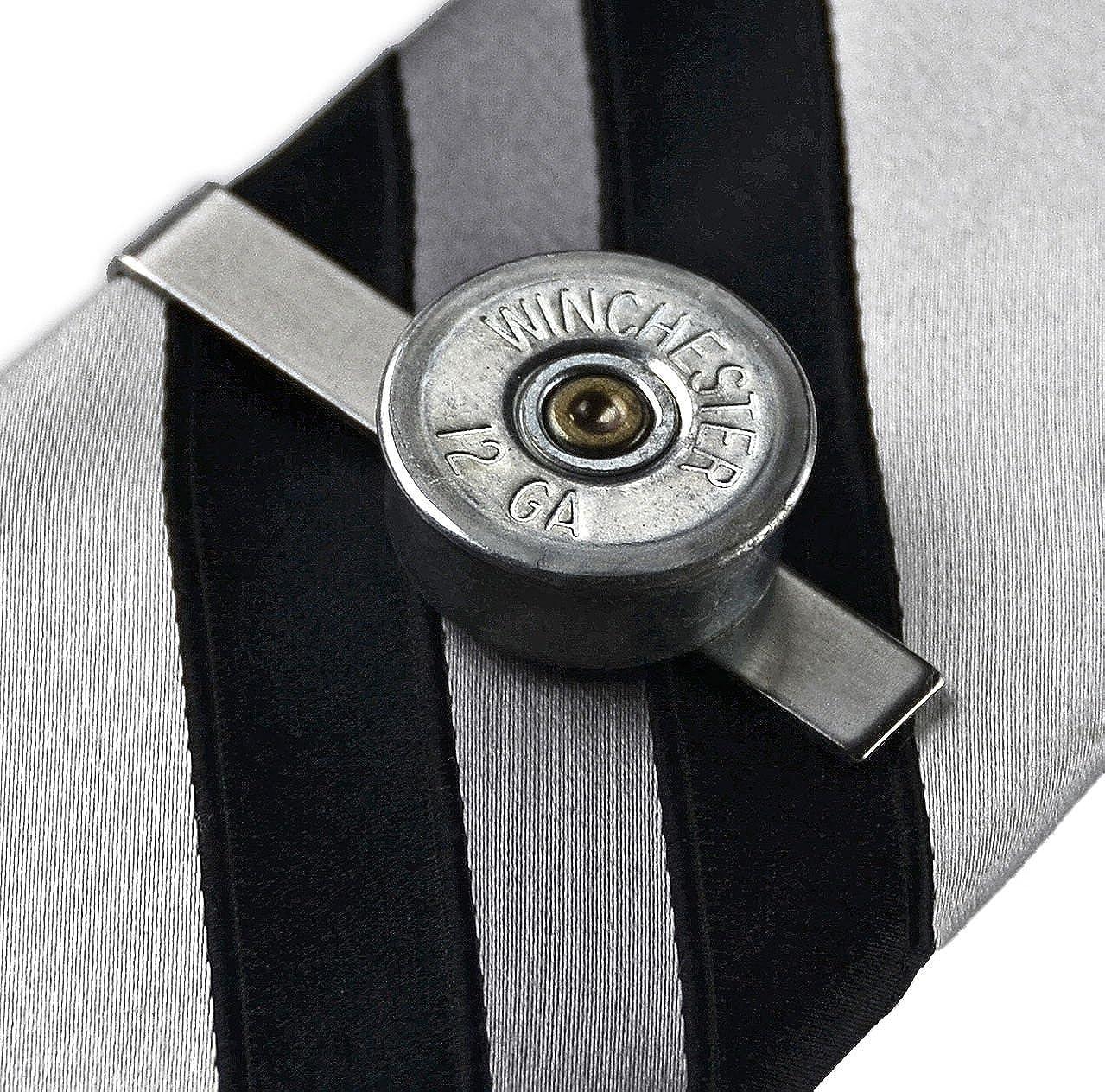 Quality Handcrafts Guaranteed Shotgun Shell Tie Clip