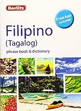 Berlitz Phrase Book & Dictionary Filipino (Tagalog) (Bilingual dictionary) (Berlitz Phrasebooks)
