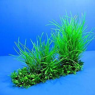 """3D Aquarium Plastic Plants 10"""" L Ornament Fish Decor pet"""