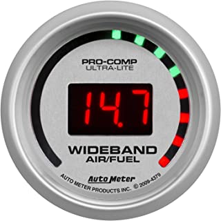Auto Meter 4379 Ultra-Lite Wide Band Air Fuel Ratio Kit