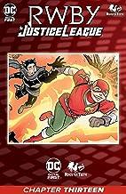 RWBY/Justice League (2021) #13 (RWBY (2019-))