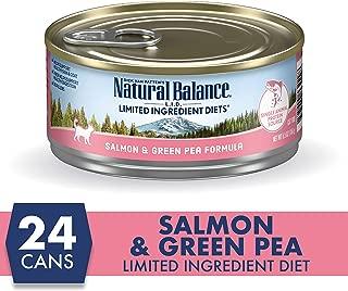 Natural Balance L.I.D. Limited Ingredient Diets Wet Cat Food