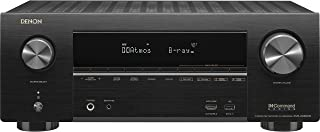 Denon AV Receivers Audio & Video Component Receiver BLACK (AVRX2500)
