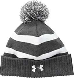 UA Pom Beanie (Little Kids/Big Kids)
