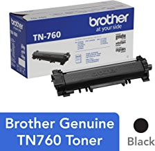 $74 » Brother TN-760 DCP-L2550DW HL-L2350DW 2370 2370 2390 2395 MFC-L2710 L2750 2750DW XL Replacement Toner Cartridge (Black) in Retail Packaging